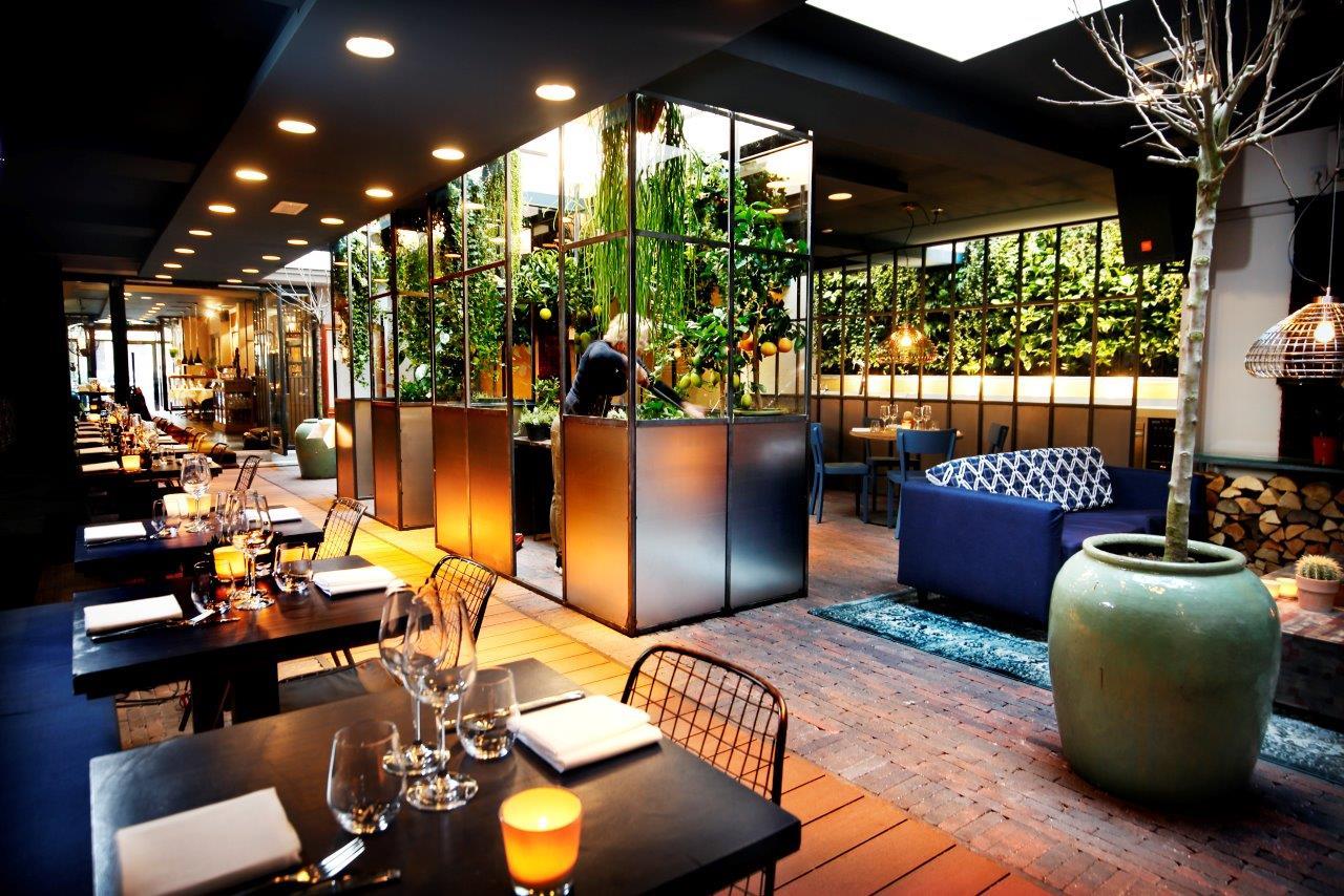 le jardin echte aanrader in utrecht laura 39 s sabor On restaurant le jardin 02