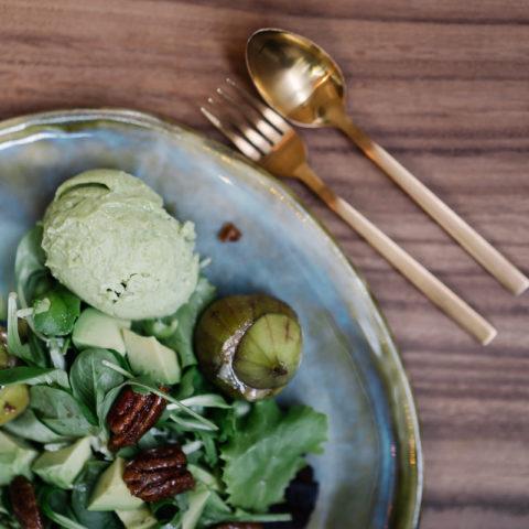 Recept avocadoijs Laura's Sabor huiskamerdiner Zeist