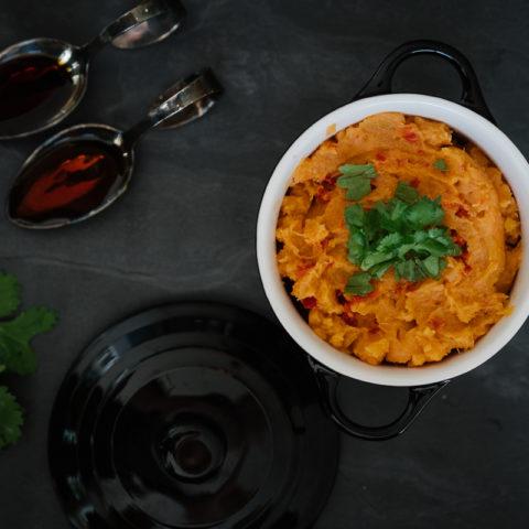 Recept zoete aardappelpuree