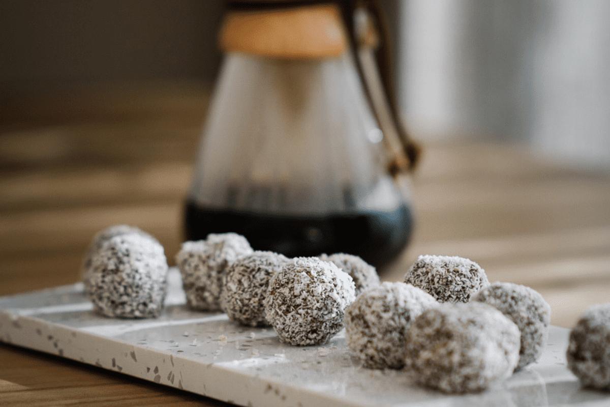 recept kokostruffels